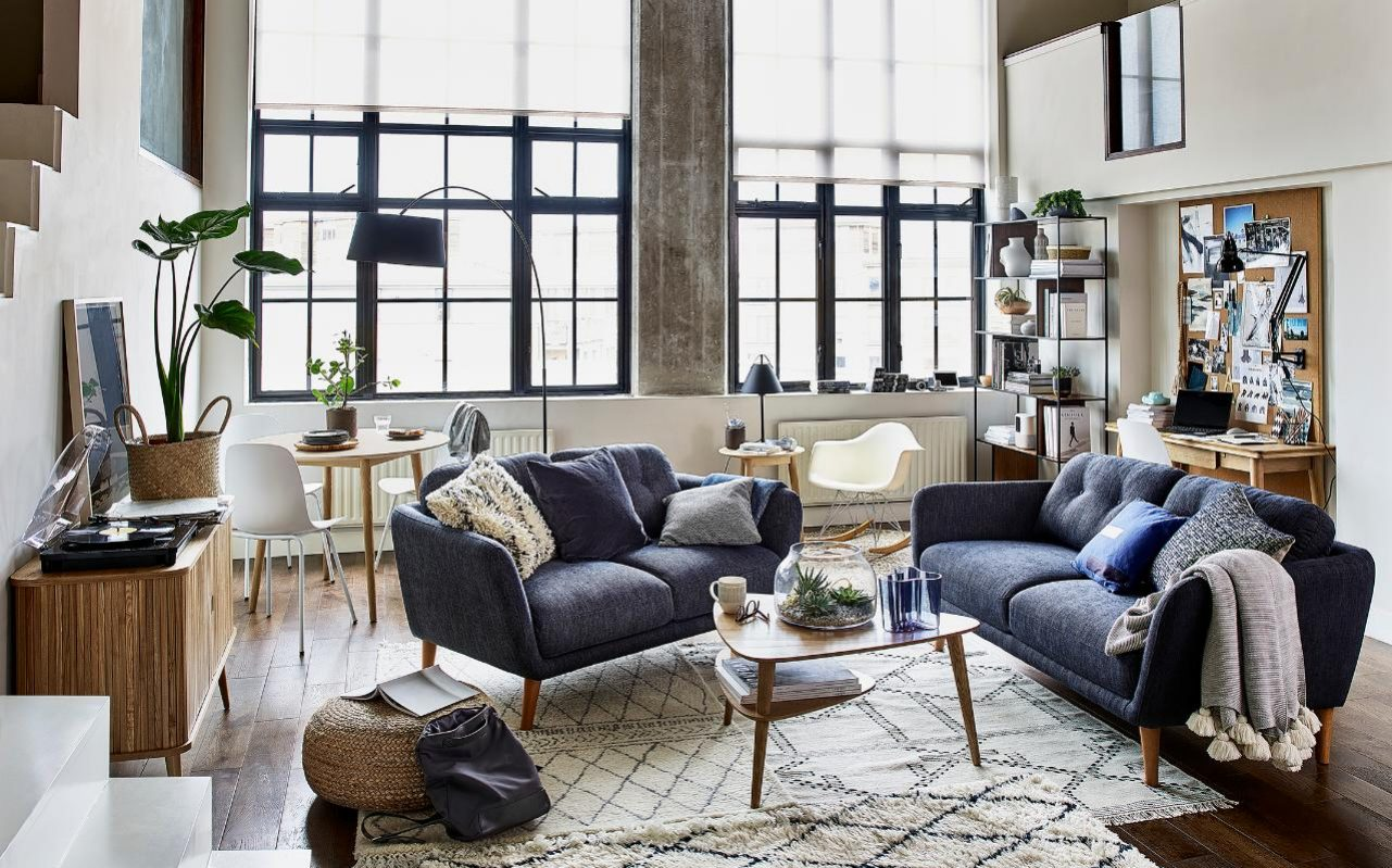 Designer Sofas John Lewis How The Living Room Came Back To The Heart Of The Home As A Life