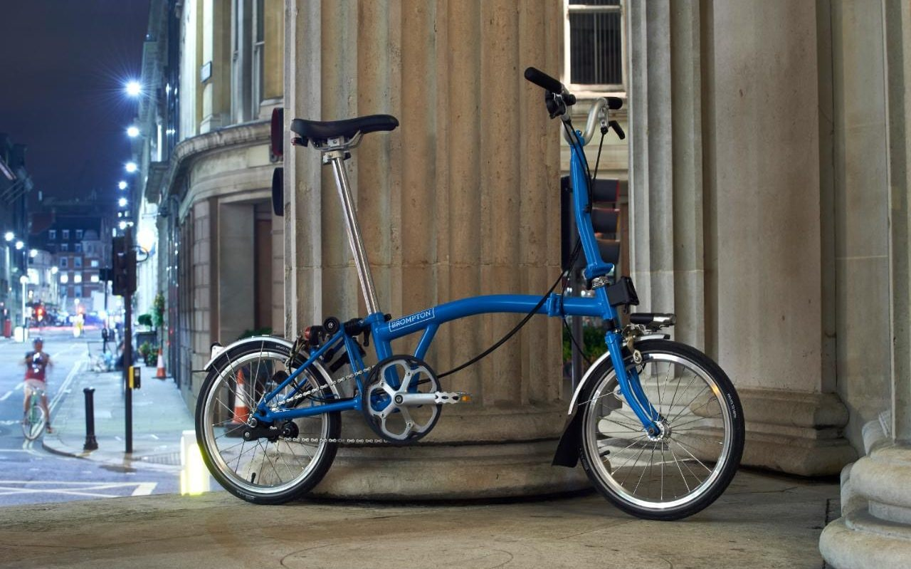 Brompton Bikes Brompton Folding Bicycle Review A Middle Aged Man S Dream