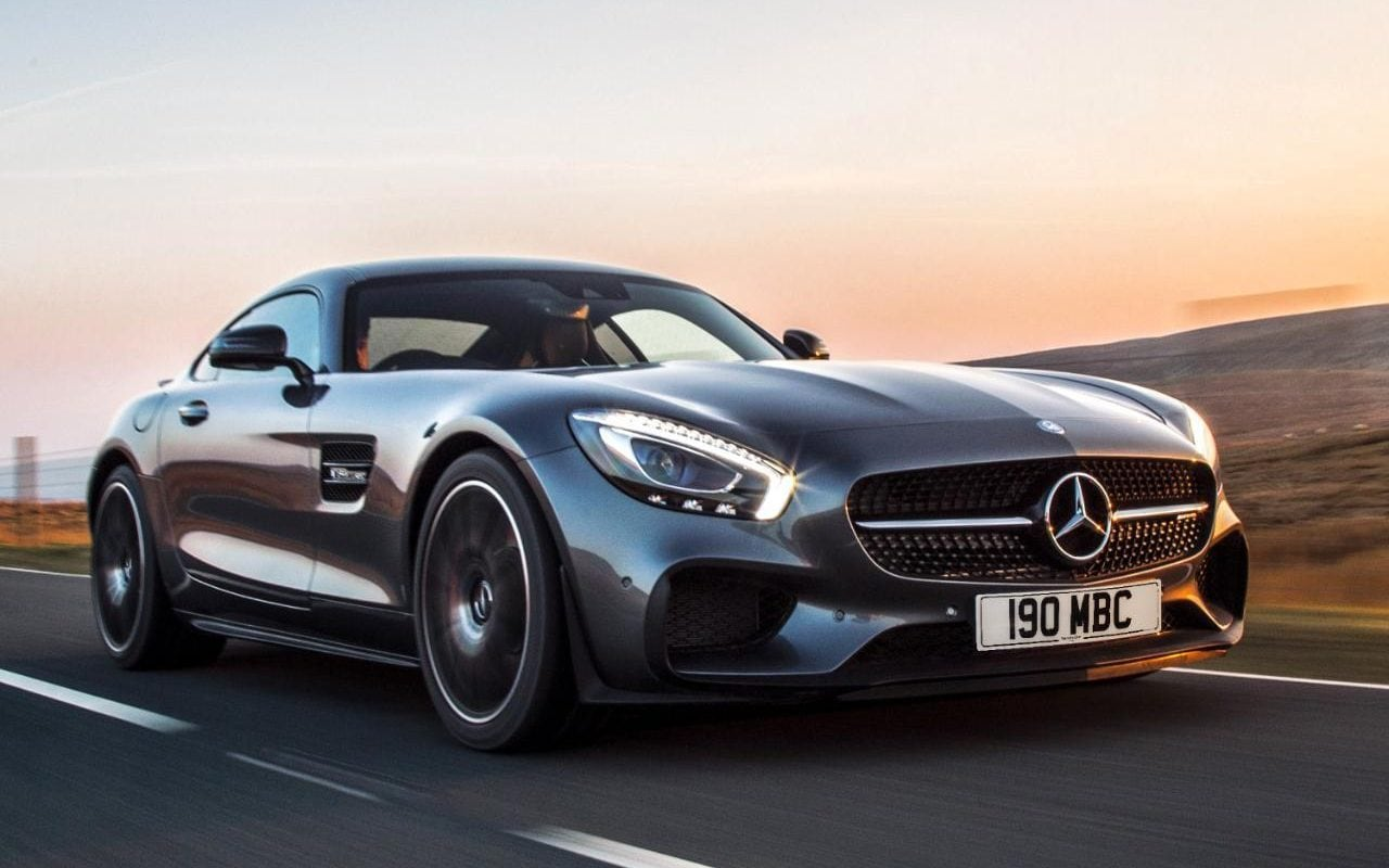 Amg Gt Mercedes Amg Gt Review