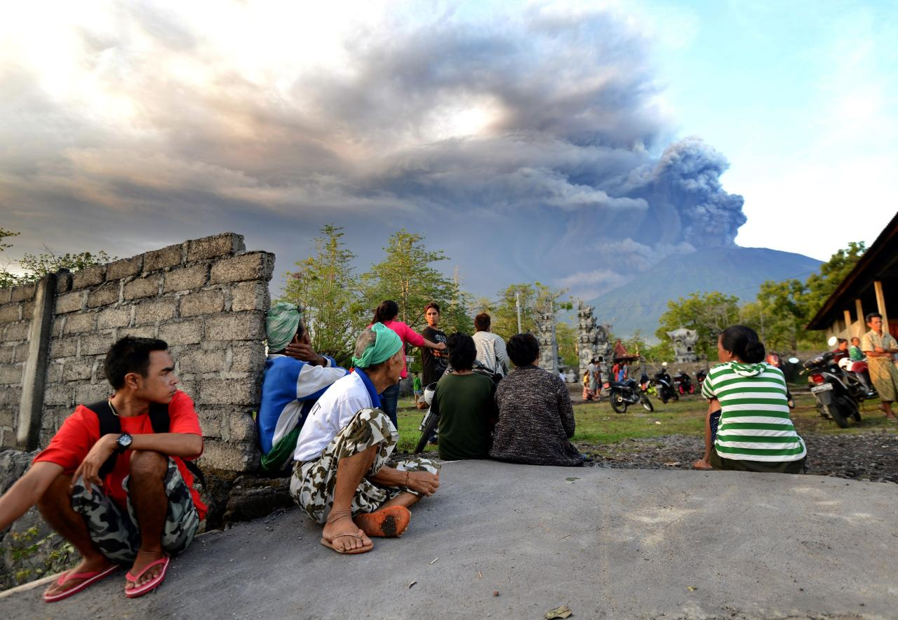 Trip Bali Mount Agung Eruption Advice For Travellers Should I Cancel My