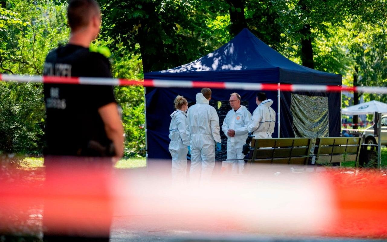 Badspiegel Jolled German Police Suspect Second Skripal Case After Man Shot