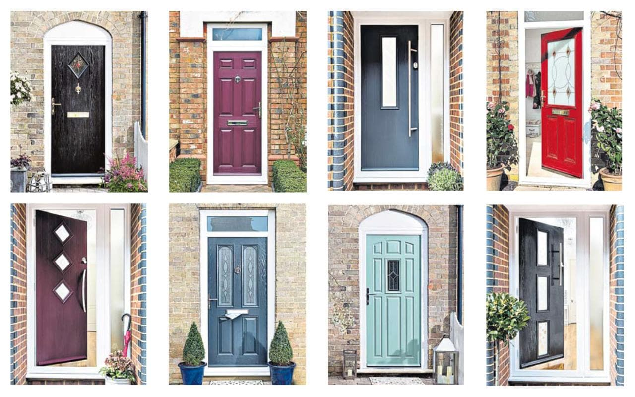 Doors Everest Everests New Door Range