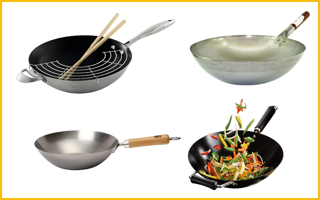 Goede Wokpan The Best Woks Money Can Buy