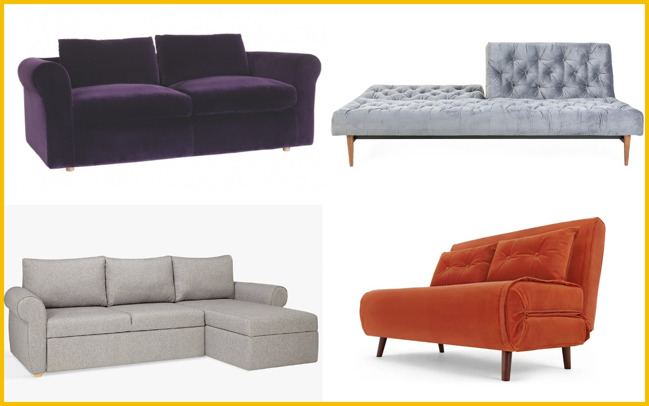Sofa Cushions That Don't Go Flat The Best Sofa Beds For Sitting And Sleeping