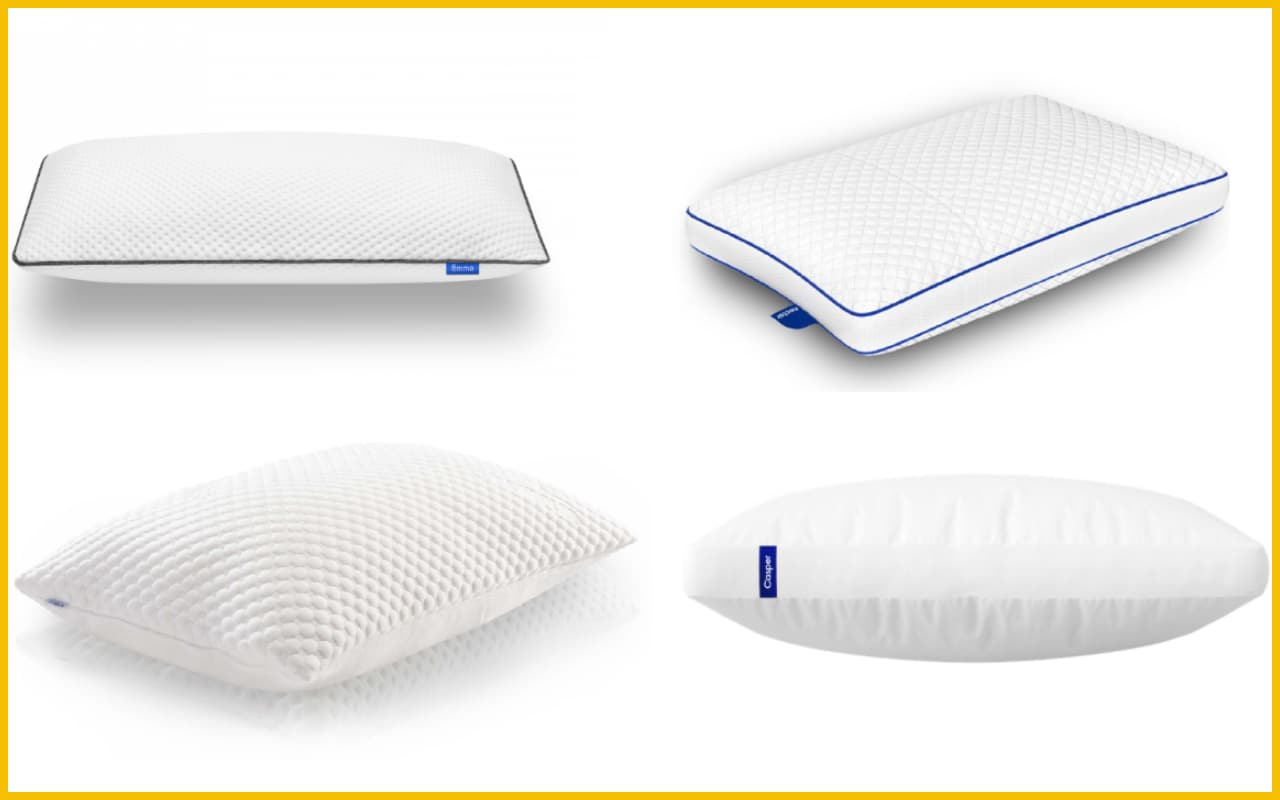 Best Pillow For Sleeping On Your Back The Best Pillows For A Luxurious Night S Sleep