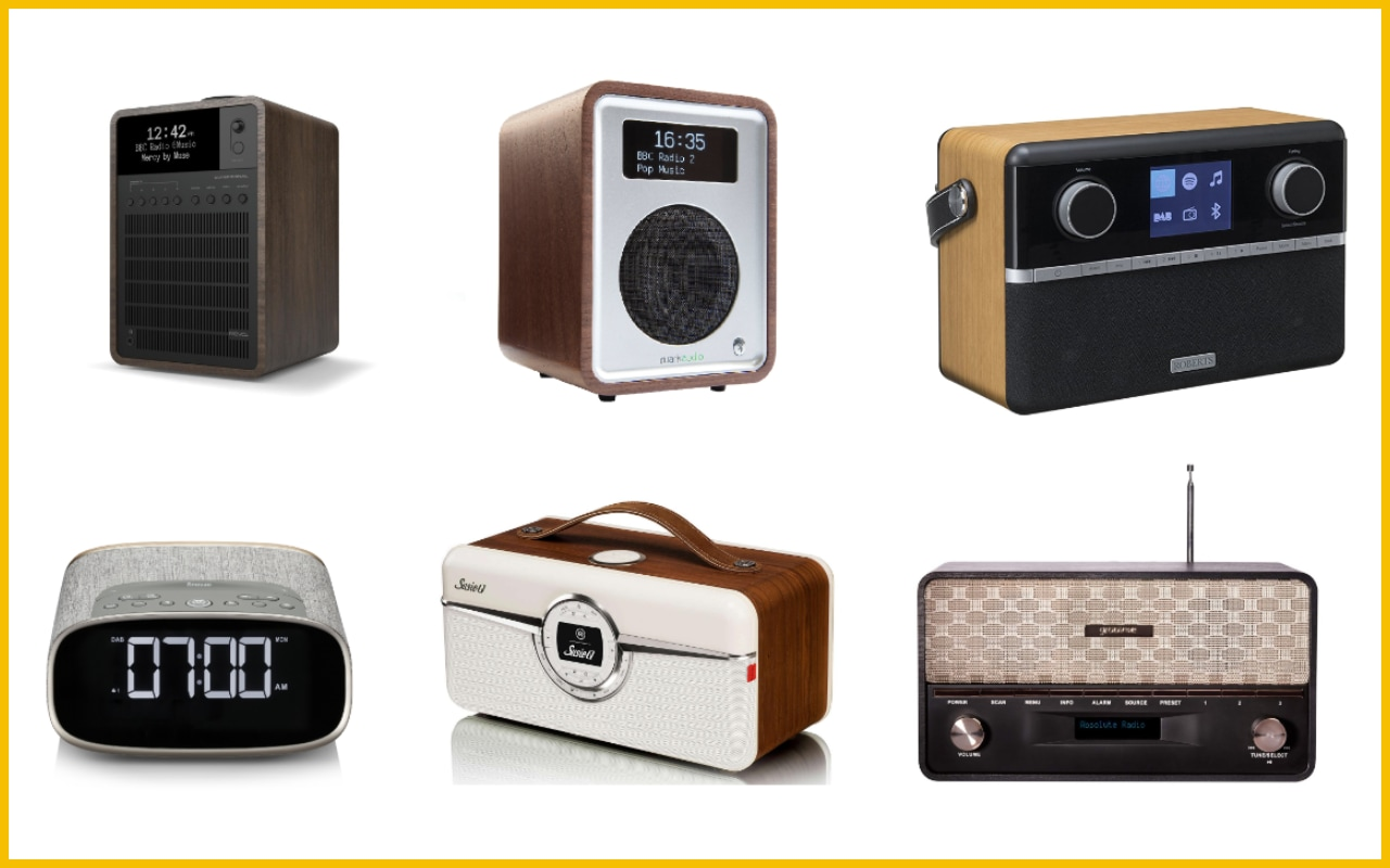 Tivoli Audio Model One Alternative The Best Dab Radios For All Your Easy Listening Needs