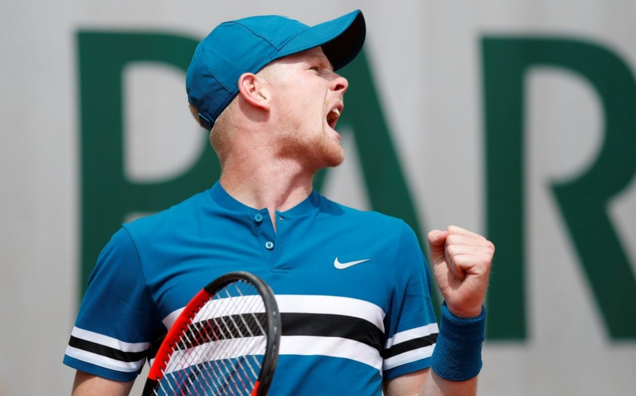 Sofa King Podcast Challenger French Open 2018 Kyle Edmund Is Last Briton Standing As Cameron