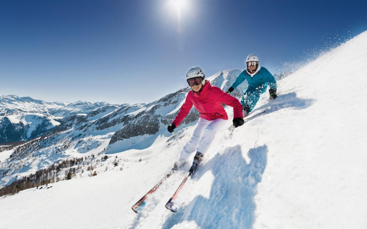 Ski Slope How To Get Fit For The Ski Slopes: The Best Gym Classes