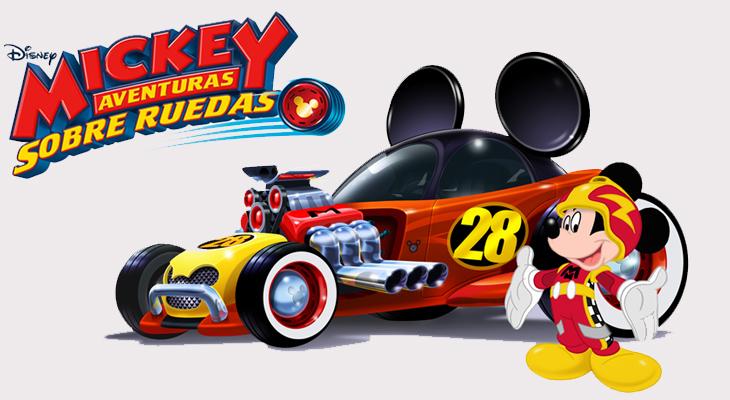 Chip And Dale Wallpaper Hd Disney Junior Mostr 243 Mickey Aventuras Sobre Ruedas Antes