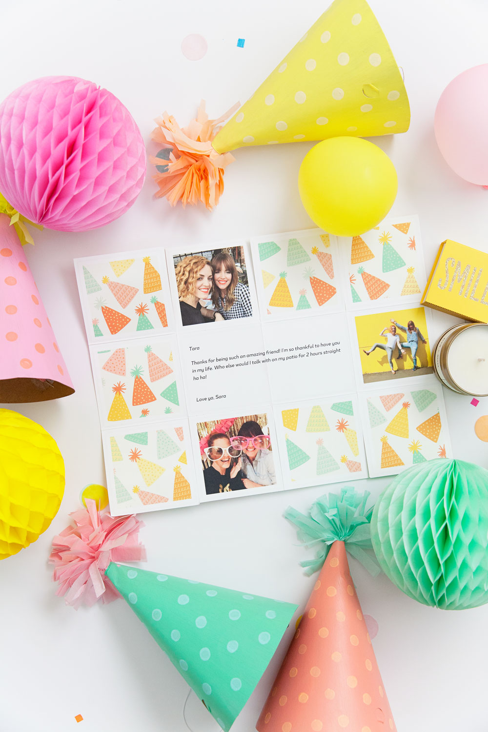 Diy Party Go To Gifts And Diy Party Hats From Tell Love And Party