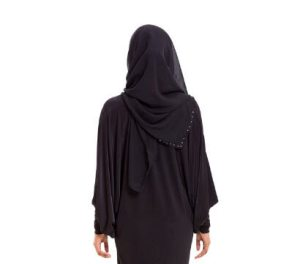Hijabi Full Abaya Shortened
