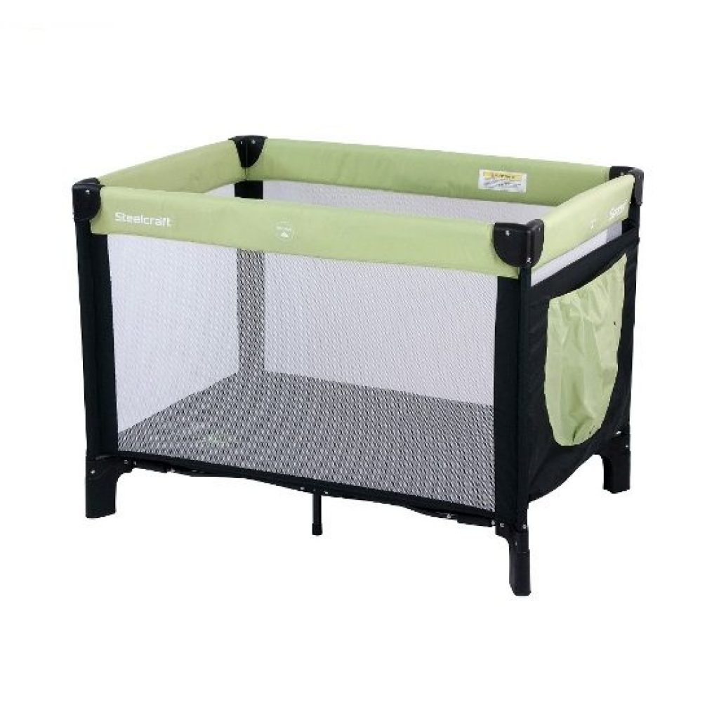 Big W Portable Cot Travel Portacot Kmart Review Lifehacked1st