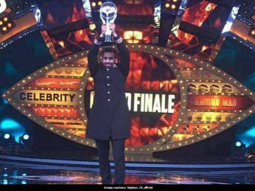 Manveer Gurjar : Winner of Bigg Boss Season 10