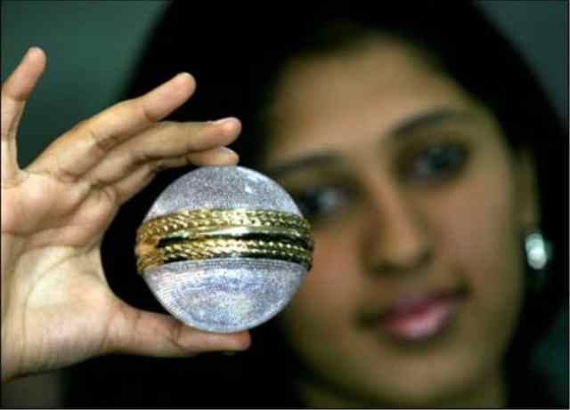 Cricket Ball Most Expensive But Useless Stuff To Buy