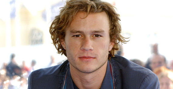 Heath Ledger Hollywood Method Actors