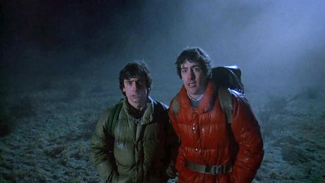 funny horror movies, an american werewolf in london