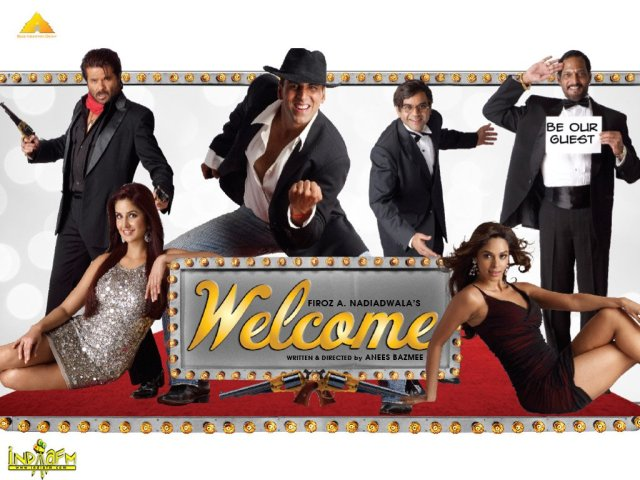 Welcome, Bollywood Comedy