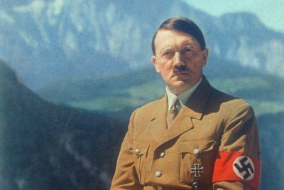 Image Courtesy : The Daily Beast Adolf Hitler