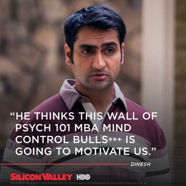 dinesh, silicon valley quotes
