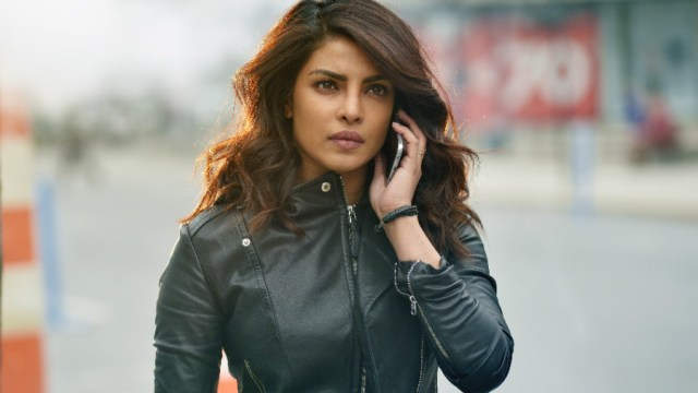 priyanka chopra, quantico, hollywood