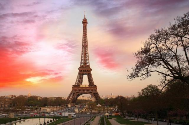 Paris, Paris Facts, City of Light, Eiffel Tower