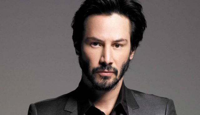 keanu reeves, famous left handed people