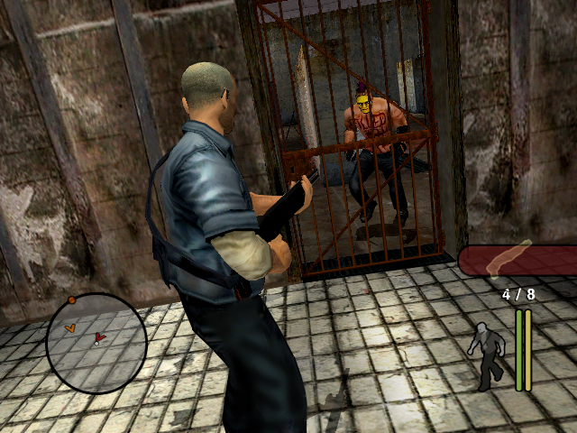 manhunt, games that let you play as the bad guy