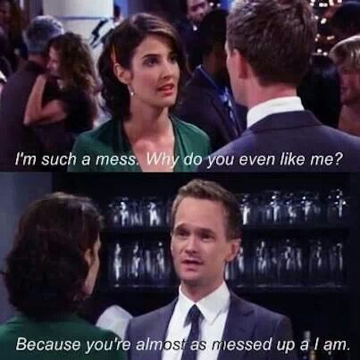 Barney and Robin, HIMYM