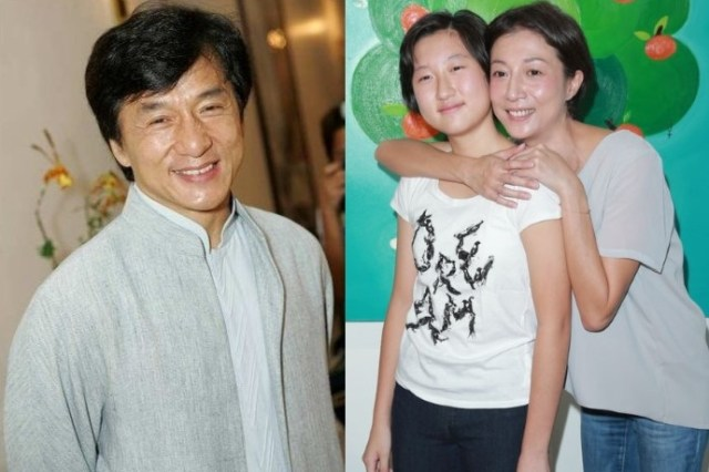 Jackie Chan, China, Hongkong, Chinese Communist party, Elaine Ng Yi-Lei, Etta Ng, Extramarital Affair, Guinness Book Of World Records, Injured Soul, Jaycee Chan, Kung Fu, Marriage, Martial Art, Perfectionist, Rush Hour, Singer, Son, Stunt, Wing Chun
