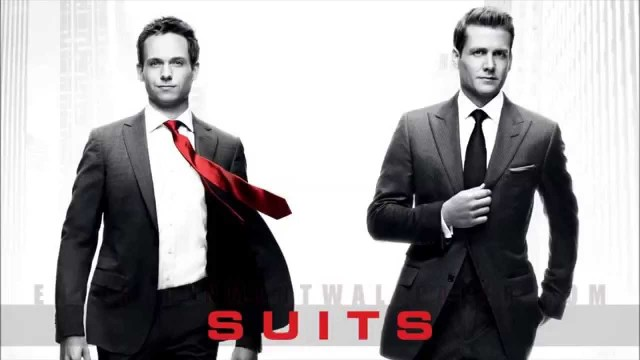 Mike, Harvey, Lawyers, Duo, Suits