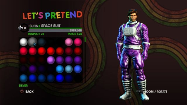 saints row, clothes, character customisation