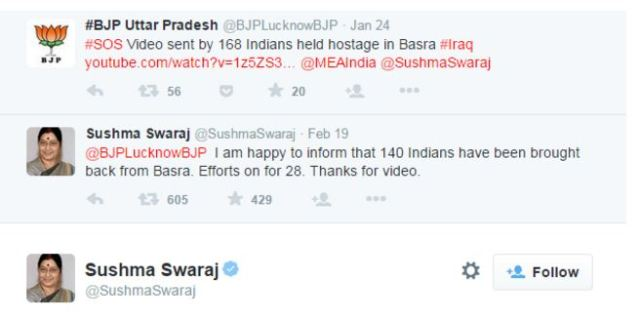 Sushma Swaraj, Politician, Politics, India, Indians, Help