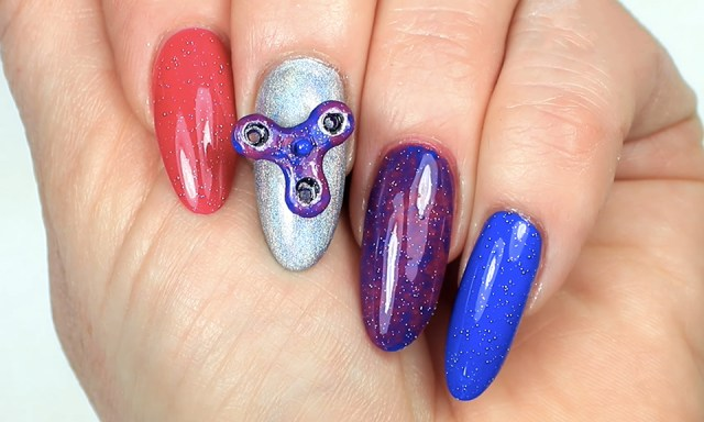 Nails, manicure, weird, artist