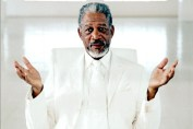 morgan freeman, bruce almighty, god, evan almighty