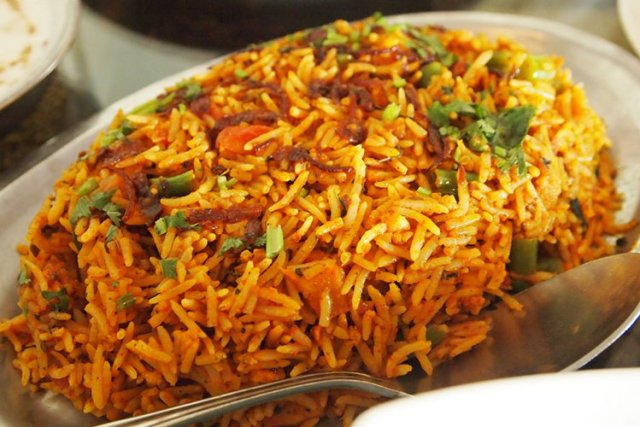 Biryani, veg, non veg, vegetarian, non vegetarian, food, foodie, food porn, food for life, food is love, rice, veg biryani, paneer, Mumbai