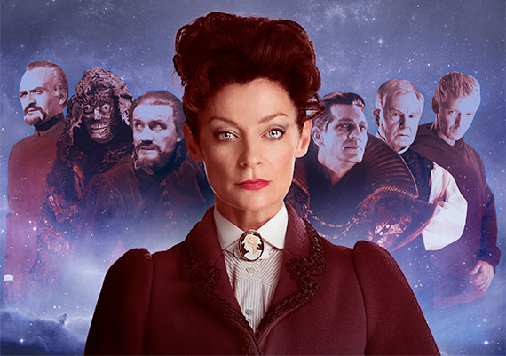doctor who, missy, master, dw, ladies in doctor who