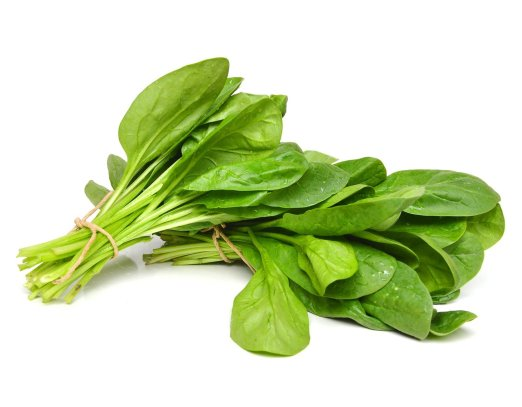 greens, spinach, blood pressure, breast cancer