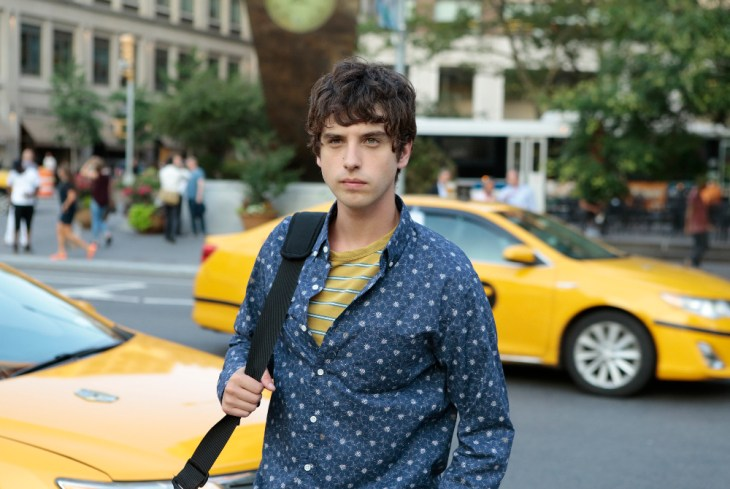 """THE FOSTERS - """"New York"""" - With Brandon away at his Julliard audition in New York, Stef and Lena reveal some shocking news to the family on an all-new episode of """"The Fosters,"""" airing MONDAY, AUGUST 22 (8:00 - 9:00 p.m. EDT), on Freeform, the new name for ABC Family. (Freeform/Giovanni Rufino) DAVID LAMBERT"""