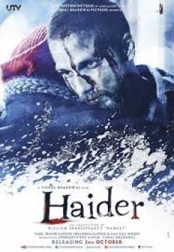 Shahid Kapoor Haider