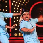 Akshat grooving with his partner