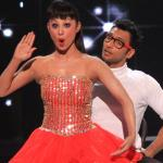 Mouni dances as puppet with her partner Puneet - spellbound