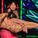 Palak grooving with her partner