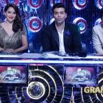 Alia and Varun with the judges