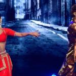 Mouni and Puneet mixing classical dance with Robotics to depict a love story