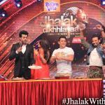 Salman, judges except Remo in a fun Roti making challenge