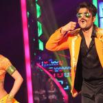 Karan Tacker in his scintillating best on Lungi Dance