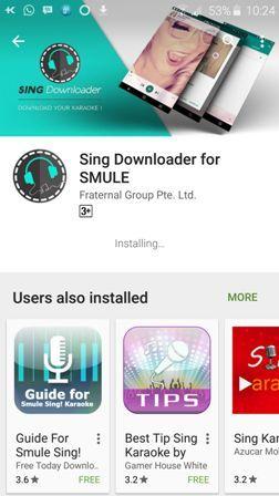 Cara Download Lagu Karaoke di Sing! Karaoke By Smule