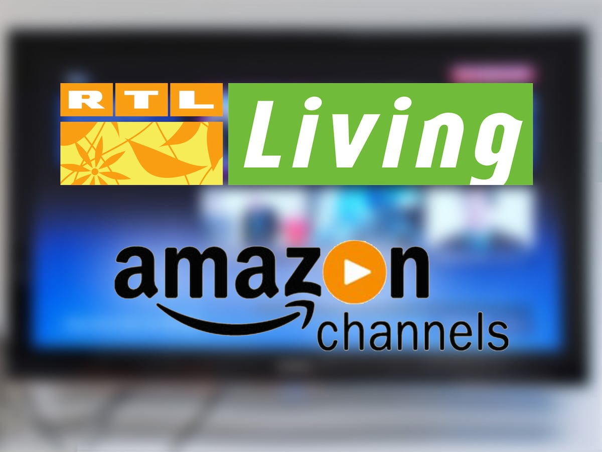 Amazon Kreditkarte Kündigen Per Fax Rtl Living Startet Bei Amazon Prime Channels Teltarif De News