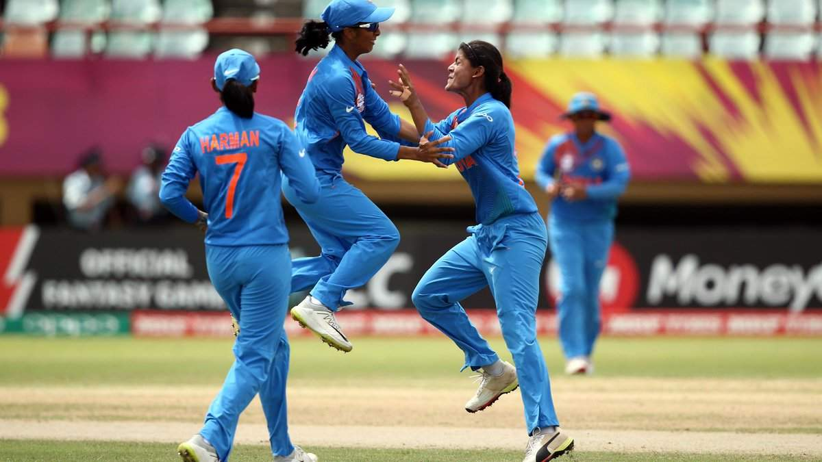 India W Vs Ireland W T20 Icc Womens T20 World Cup India