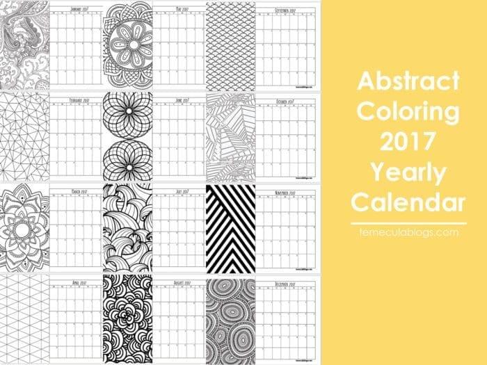 Printable Calendar Pages · The Typical Mom - printable calendar